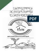 Folleto Situacion Economica de Los Estudiantes en La i.e.c.p.m Equipo#2 11b