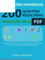 eBook Expressoes Numericas Solucoes