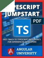 Typescript Jumpstart Book Udemy