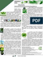 Meio Ambiente- Tecnologia e Sustentabilidade [POSTER]