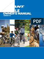 Giant Owners Manual