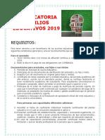 1 Convocatoria1 Auxilios 2019