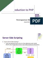 PHP DASAR CERDAS