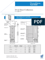 Installaction Dfo Downflo Oval 1 1 2 2 3 3 Dust Collectors