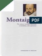 Aprender a pensar - 32 - Montaigne.pdf