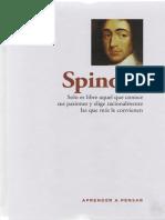 Aprender a pensar - 25 - Spinoza.pdf