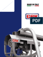 Crk Electric Wire Hoist