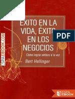 Exito en La Vida, Exito en Los - Bert Hellinger