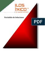 Portafolio de Soluciones Talos México