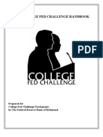 College Fed Challenge