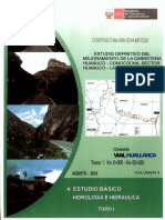 04 Hidrologia e Hidraulica Tomo 1 (HUANUCO)