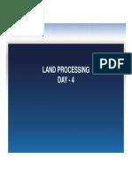 04 Land Processing