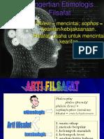 Pengertian+Filsafat