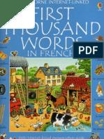 1000 paroles en Français 2