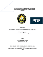f.eko Dwi Haryono Analisis Manajemen Sdm