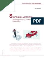 Suspensión Adaptativa