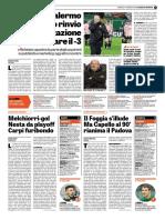 La Gazzetta Dello Sport 17-02-2019 - Serie B