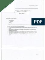 Génie Informatique 2013-2014
