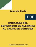 Cronica de Gortz