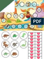 Juego Dinosaurios