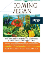 EAT - VEGAN - Brenda Davis - Becoming Vegan.docx
