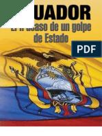 Ecuador - El Fracaso de Un Golpe de Estado