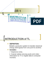 Chapter 1 Transmission Lines