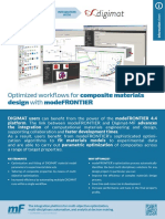 Linking of Digimat with ModeFrontier