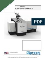 001-Manual CamsizerX2 50 514 Xxxx En