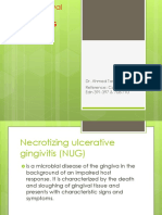 Acut Gingival Infections