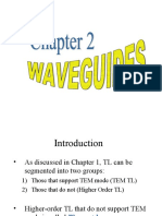 Chapter 2 Wave Guides