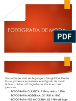 FOTOGRAFIA de MODA _ Danilo Russo e History Channel