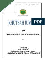 08.02.2019 (Rumi) Ku Sangka Intan Rupanya Kaca