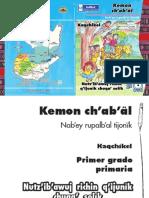 Kemon Ch'Abäl Kaqchikel CDT 1º