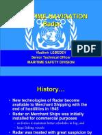 Lec 15 Midterm RADAR in Marine Navigation