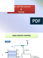 Basics of - PID Controlers