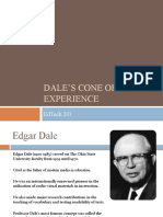 Dale's cone of experience