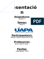 379896362 Tarea IV Espanol II Doc