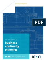 A Practical Guide to Business Continuity Planning Part1