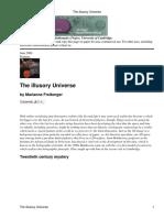 Fisica the Illusory Universe
