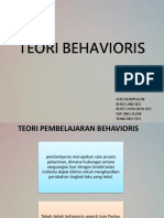 K2 ALIRAN TEORI BEHAVIORIS.pptx