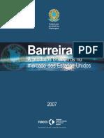 Barreiras comerciais dos EUA ao Brasil