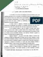 Uma Análise Da Praxis Nas Publicações Brasileiras .....Dissertação de Mestrado