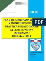 Plan de Monitoreo y Acompañamiento 2018 i.e 8176