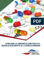 CNDC Estudio de Mercado Sobre Medicamentos