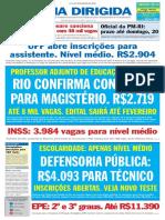 Folha Dirigida RJ - 17 a 23 de Janeiro de 2019