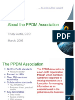 About the PPDM Association