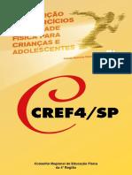 Livro . A5 214p . CREF4SP . Prescrição