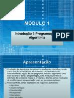 Módulo 1 – Introdução à Programação e Algoritmia