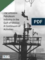 TheOffshore Petroleum Industry